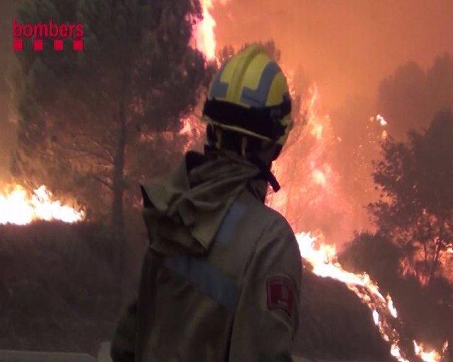 Fallece una cuarta persona por los incendios del Empordà