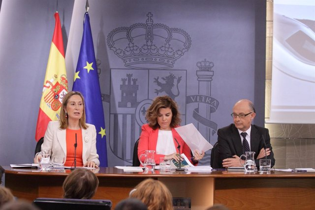 Pastor Explica Liberalización Ferroviaria Tras Consejo De Ministros