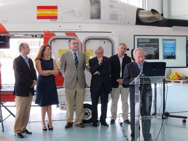 Presentación campaña Salvamento Marítimo