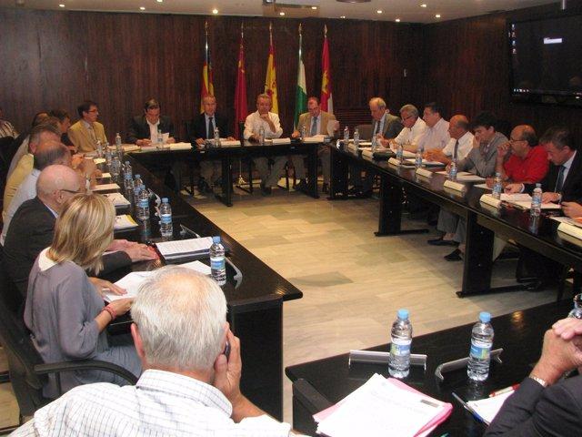 Junta de Gobierno de la Confederación Hidrográfica del Segura