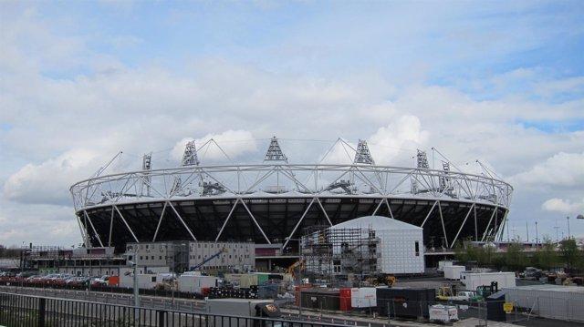 Estadio Olímpico Para Los Juegos Olimpicos Londres 2012