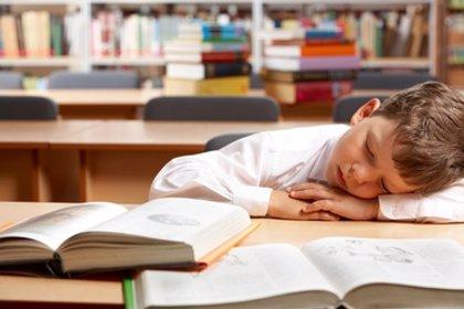 Problemas de insomnio en los niños