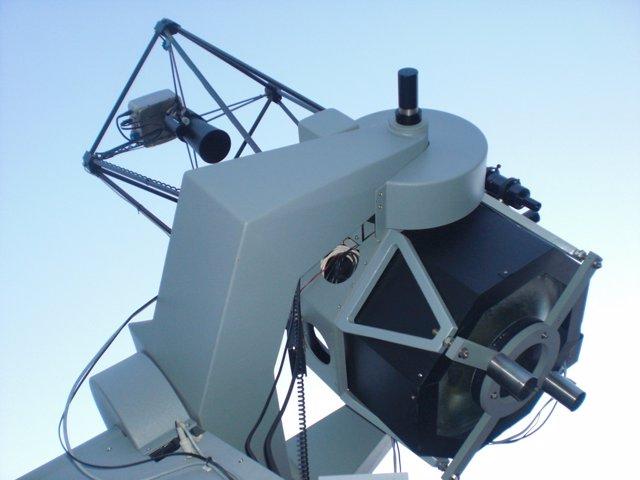 Telescopio robótico de vigilancia del OAM