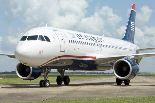 Avión de US Airways