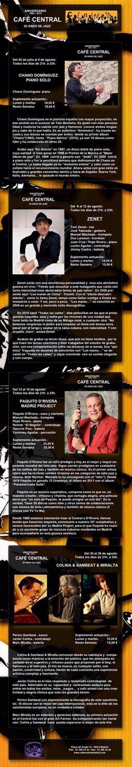 Programa Café Central