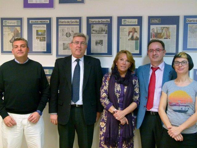 Acreditación donación de órganos para USP Sagrado Corazón de Sevilla