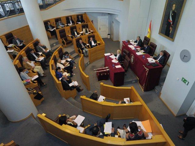 Pleno Diputación de A Coruña