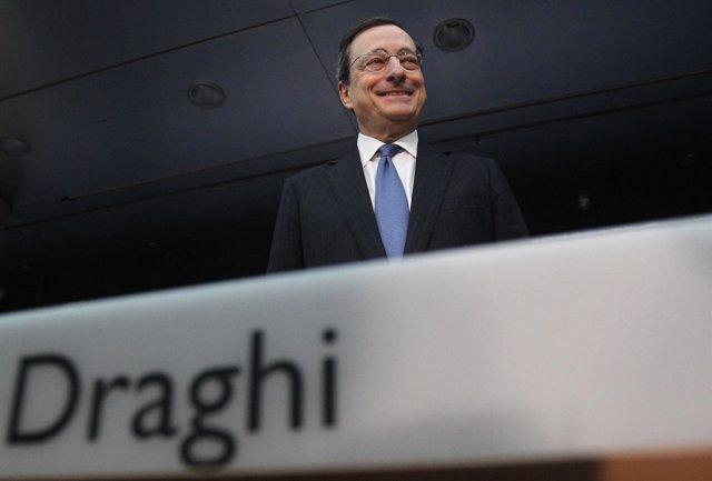 , Mario Draghi