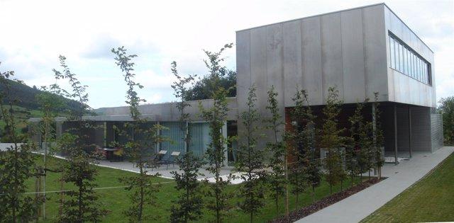 Casa en Mijares. Uno de los proyectos ganadores en 2010