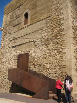 Torre del Homenaje de Setenil resturada