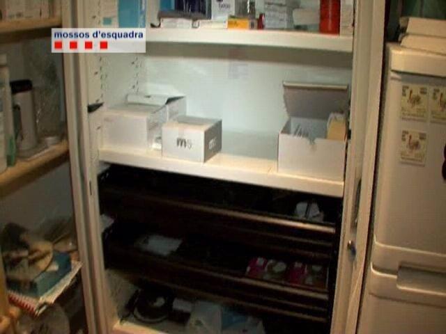Clínica de Barcelona donde infiltraban botox irregular