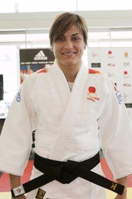 Ana Carrascosa Equipo Olimpico Judo