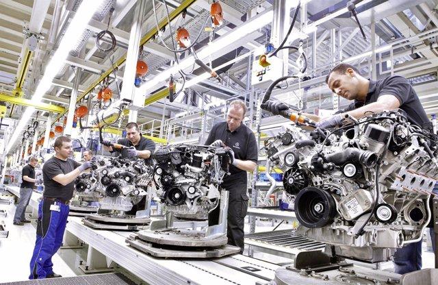 Fábrica De Motores De Mercedes-Benz
