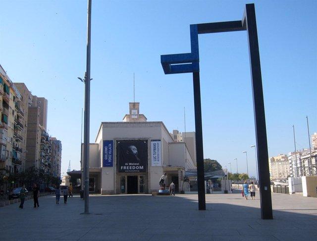 Explanada Del CAC Málaga