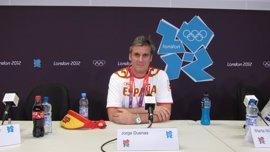 """Balonmano/Londres (F).- Dueñas admite que España estuvo """"desacertada en todas las facetas"""" e insta a """"corregir errores"""""""