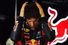 """Webber: """"Salir desde la undécima posición es decepcionante"""""""