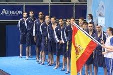 La Selección Española Masculina De Waterpolo