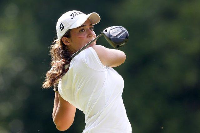 La Golfista Española Marta Silva
