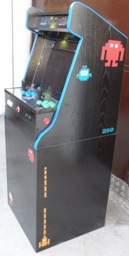 Máquina arcade Bricoarcade