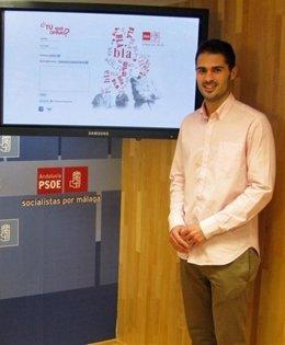 El nuevo secretario general de JSA, José Carlos Durán