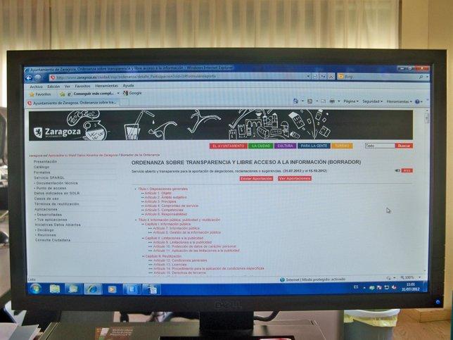 La ordenanza puede consultarse en la web municipal