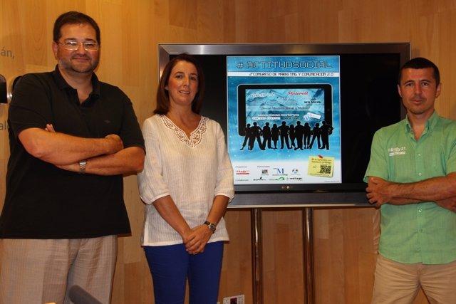 Vicente Montiel, Antonia Ledesma y Andy García