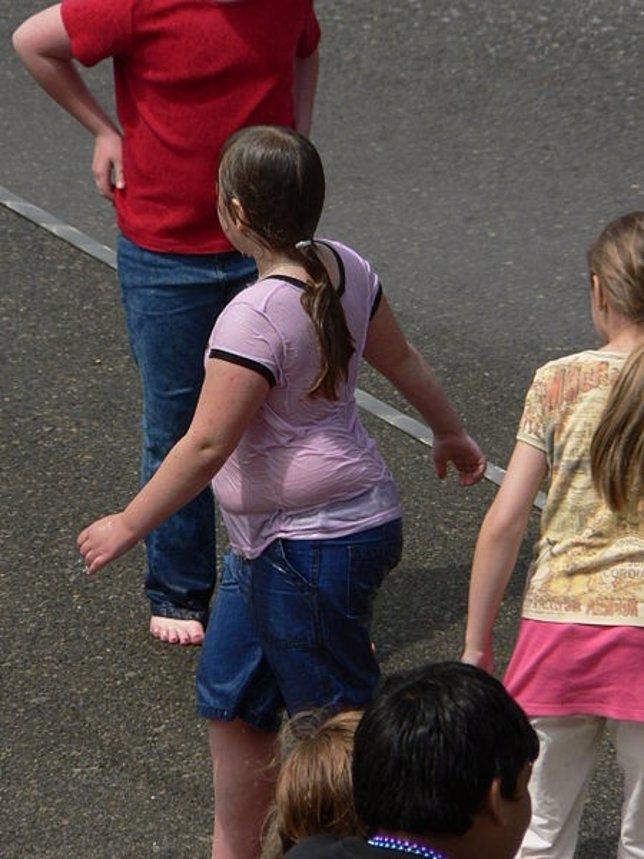 Obesidad En Los Niños