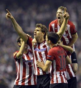 El Athletic Club Elimina Al Manchester United