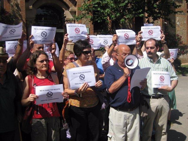 Protesta Contra Los Recortes Sanitarios