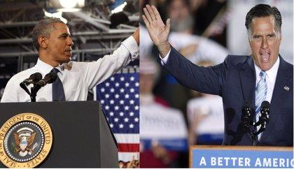 EEUU.- Obama aventaja a Romney en tres estados clave para las elecciones de noviembre