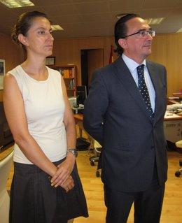 Esperanza Vázquez Y Eduardo García Prieto.