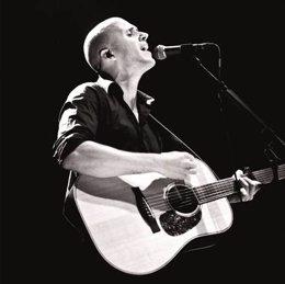 El cantante Milow
