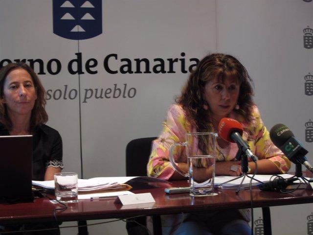 Lobato Y Rodríguez Fraga, En Rueda De Prensa