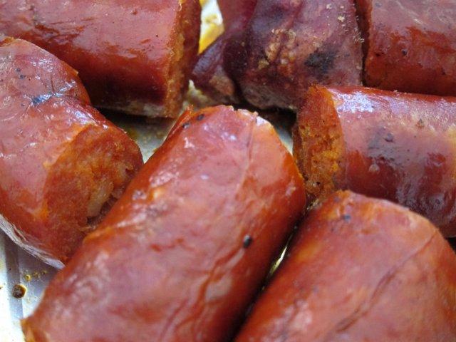 Chorizo, Carne, Barbacoa, Colesterol, Dieta