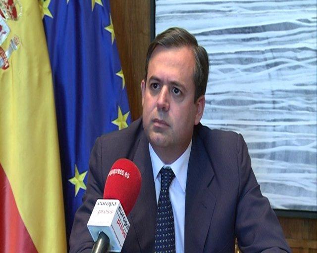 Secretario De Estado De Medio Ambiente, Ferderico Ramos De Armas