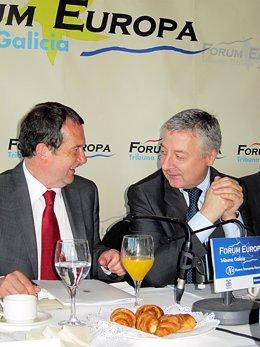 Abel Caballero Y Pepe Blanco