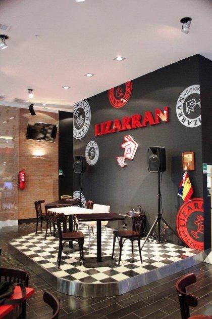Chile.- Lizarran abre su primer restaurante en Chile