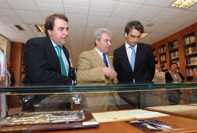 La Diputación Ampliará La Sala Dedicada A César Antonio Molina