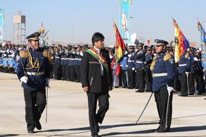 Bolivia.- Los militares reiteran su apoyo a Evo Morales y advierten de que no permitirán golpes de Estado