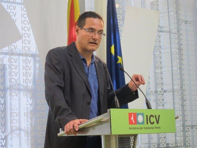 Josep Vendrell, ICV-EUiA