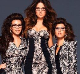Kim, Khloe, Kourtney Kardashians