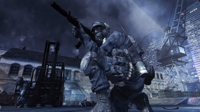 Videojuego Call of Duty: Modern Warfare 3