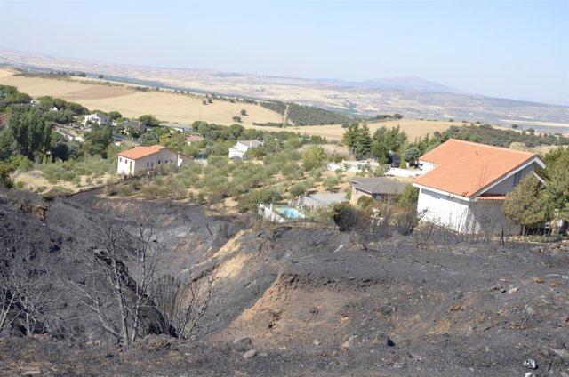 Incendio de Uceda