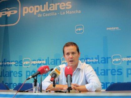 """PP destaca la """"normalidad absoluta"""" en el funcionamiento de la sanidad en C-LM y rechaza """"la alarma"""" creada por el PSOE"""