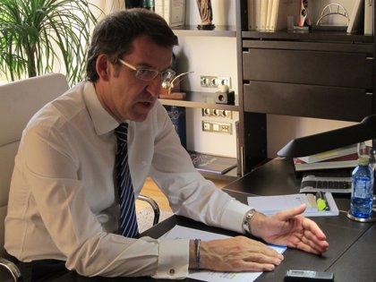 Galicia.-Feijóo no es partidario de reducir la asistencia sanitaria y verá qué resquicio legal hay sobre los sin papeles
