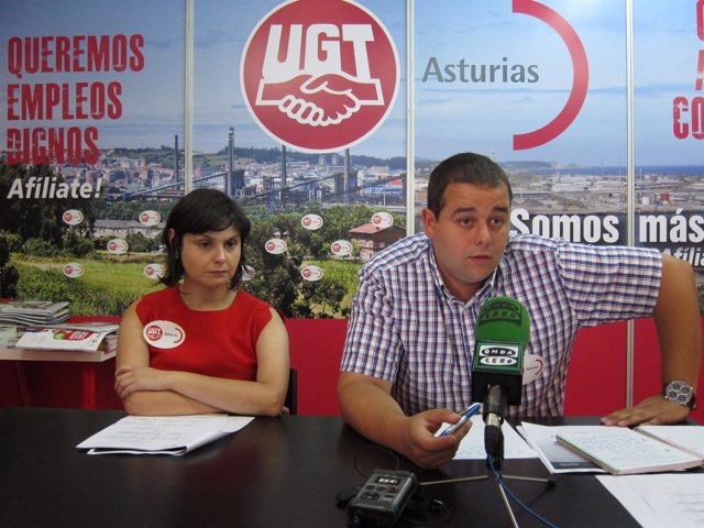 Paula Gutiérrez Y Abel Suárez