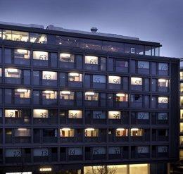 Hotel Casa Camper en Berlín