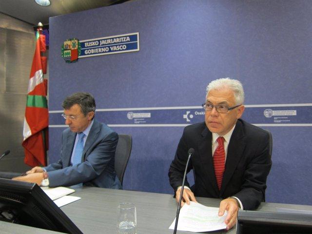 Jesús María Fernández, Viceconsejero De Sanidad