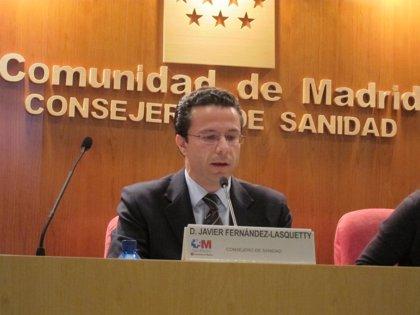Madrid.- La Comunidad ha invertido 417.818 euros en la unidad de hemodiálisis del H. Severo Ochoa dice Lasquetty