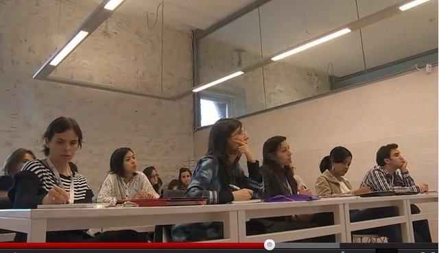 Estudiantes Fundación Comillas